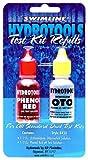 chlorine drops - HydroTools by Swimline Chlorine Test Oto/Phenol Red Solutions