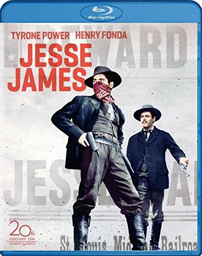 Jesse James Blu-ray (Tyrone Ray)