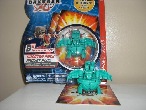 - Bakugan Battle Brawlers Booster Pack Green Dragonoid