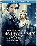 Manhattan Night [Blu-ray + Digital HD]
