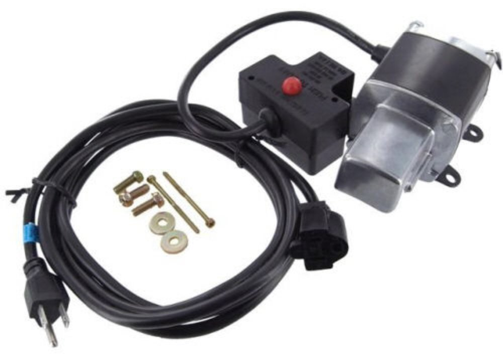 Karts and Parts Toro 421 522 524 3521 Power Throw Snow Blower Snowthrower 120 Volt Electric Starter Kit by Karts and Parts