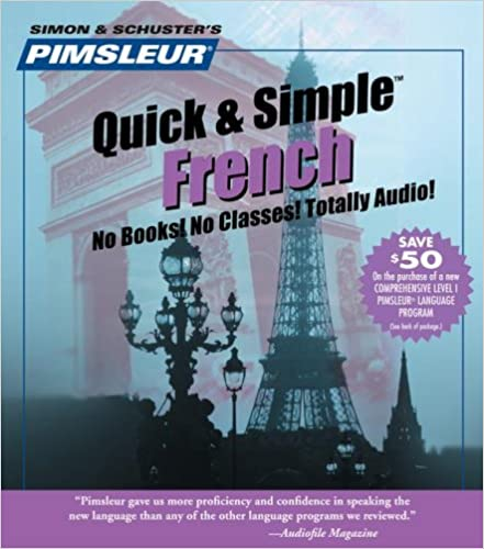 French cd language courses 1-5 | learn to speak french | pimsleur.