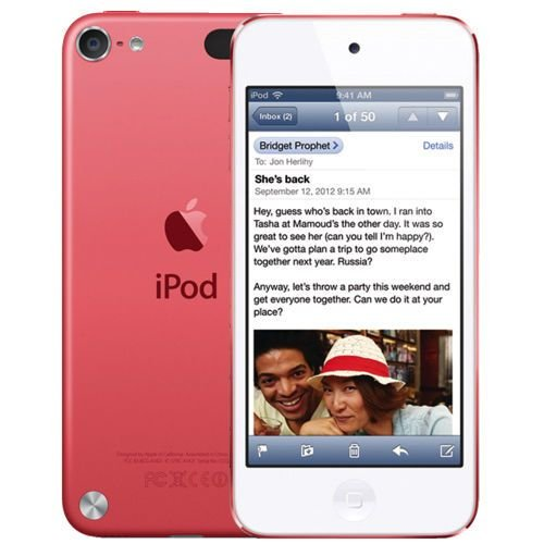 Apple MGFY2LL iPod Touch Generation