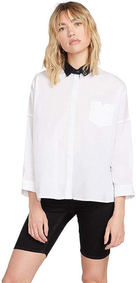 Volcom Ivol 2 Shirt - Camiseta Mujer: Amazon.es: Deportes y aire libre