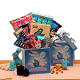 Our Bunny's Best Treats is a delightful way to send an Easter treats surprise. An adorable bunny gift box arrives brimming with delicious treats including chocolates, candies and more! The Best Bunny Treats Care Package includes: Mar poles fr...