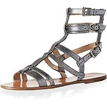 Brunello Cucinelli Women's Gladiator Flat Sandal
