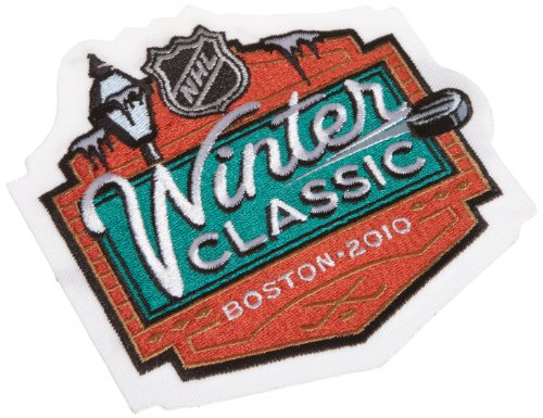 NHL 2010 Winter Classic Logo Patch 2004 World Series Patch