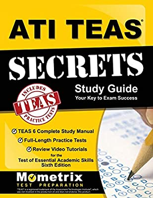 graphic about Printable Teas Practice Test titled ATI TEAS Strategies Analyze Lead: TEAS 6 Comprehensive Examine Tutorial