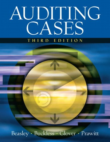 Auditing Cases Value Package (includes Auditing and Assurance Services: An Intergrated Approach and ACL Software)