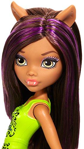 Monster High Cheerleading Clawdeen Wolf Doll