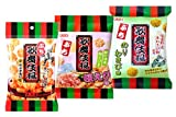 Amanoya Kabukiage Rice Cracker Variety set. Made in Japan. No. a072