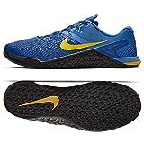 Nike Men's Metcon 4 XD Training Shoe Team Royal/Amarillo/Light Photo...