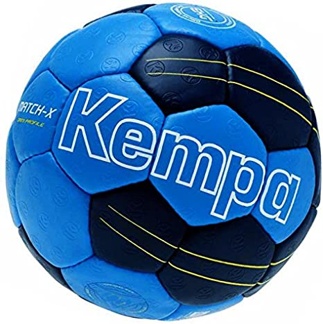 Kempa balonmano Excelente Balón de Juego y pelota azul + Bomba ...