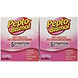 Pepto Bismol Individual Sealed, 50 Packets, 100 Tablets