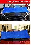 RJUN Car Drying Towel 24x63 Inch, Professional Grade Premium Microfiber Towels for Car Cleaning Cloth