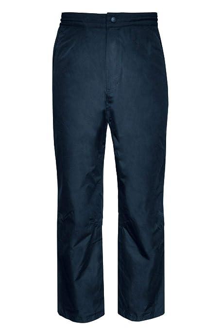 edfe433340d51b Sunderland Men's SUNMR35 Ultrasoft Lightweight Waterproof Golf Trousers  Navy S X-Short ...
