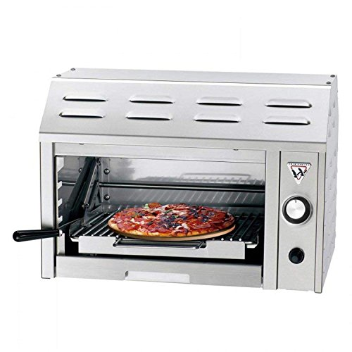 (Twin Eagles Built-In Salamangrill (TESG24-L), 24-Inch, Propane Gas)