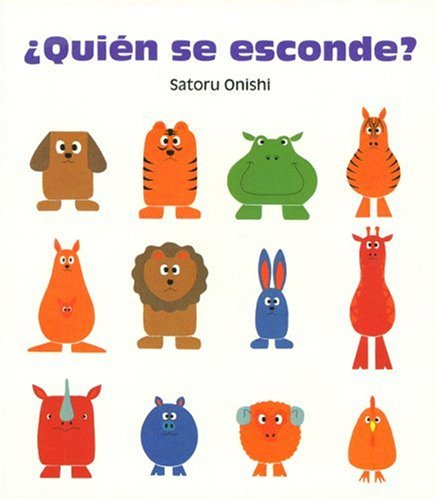 Quien Se Esconde? (Spanish Edition) PDF