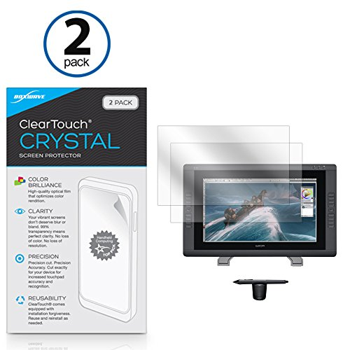 DTK 2200 Protector BoxWave ClearTouch Crystal