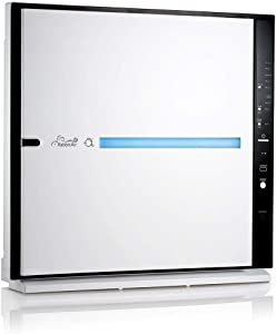 Rabbit Air MinusA2 Ultra Quiet HEPA Air Purifier - Stylish, Efficient and Energy Star (SPA-700A, White, Toxin Absorber)