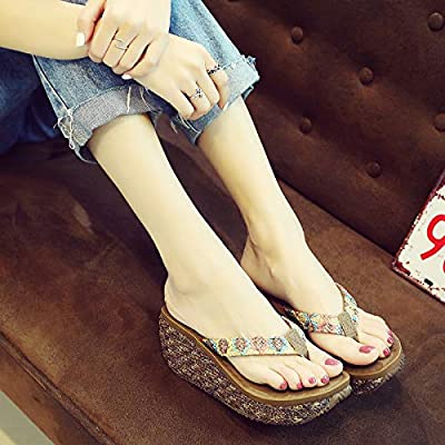 45db621f837 Haiyu flip flops for women Sandals And Slippers Female Summer Wear ...