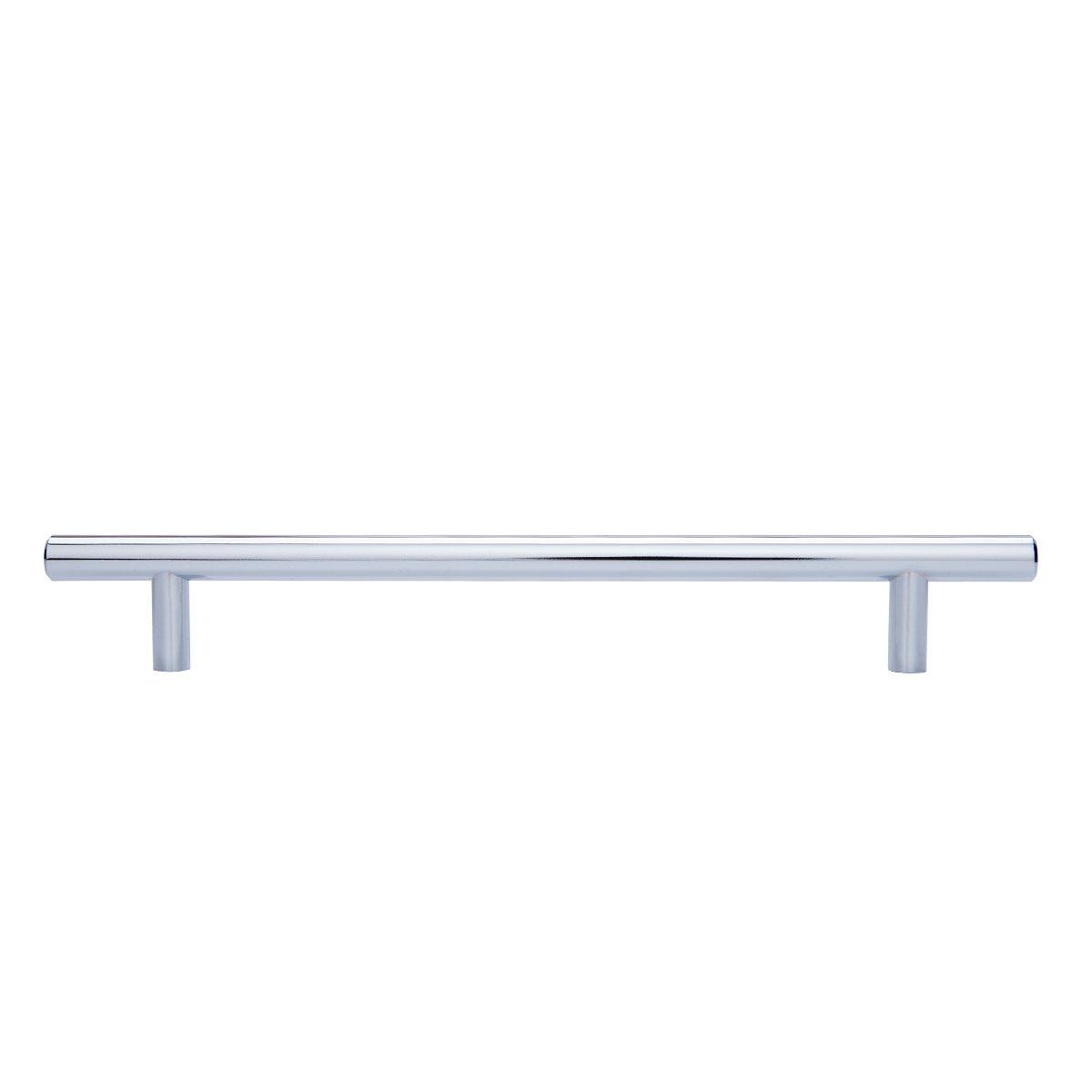 espacement des trous de 8,89 cm Longueur/: 14,93 cm diam/ètre 12,7/mm Noir Basics Lot de 10 poign/ées de placard Barres style europ/éen