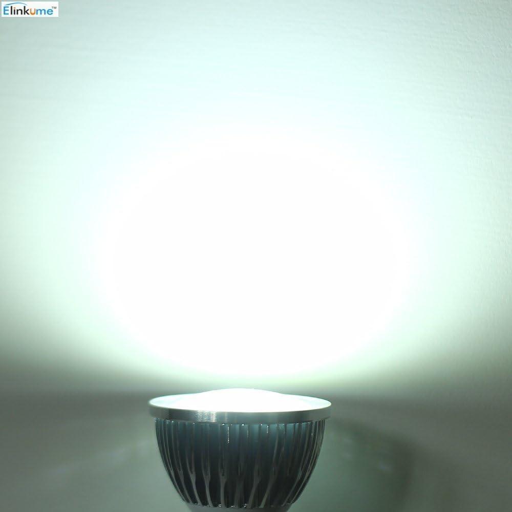 5630 LED Energie Leuchtmittel 16 SMD GU10 GU10 cool white 7.00 wattsW 220.00 voltsV