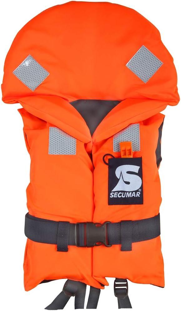 Secumar Kinder Rettungsweste Bravo 15-20 kg 40 N Schwimmweste