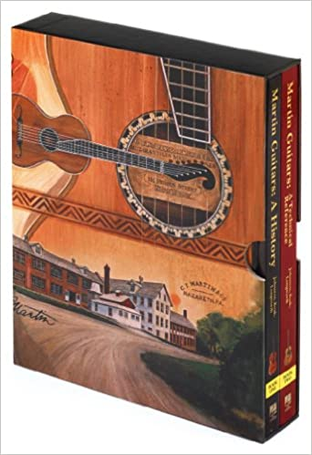 Descargar libros google libros pdfMartin Guitars: The Boxed Set - A History and A Technical Reference - 2 Books B002LZI2MA (Spanish Edition) PDF DJVU FB2