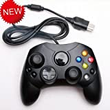 GOZAR Schwarz Wired Classic Gamepad Joypad Controller Für Xbox-Konsole