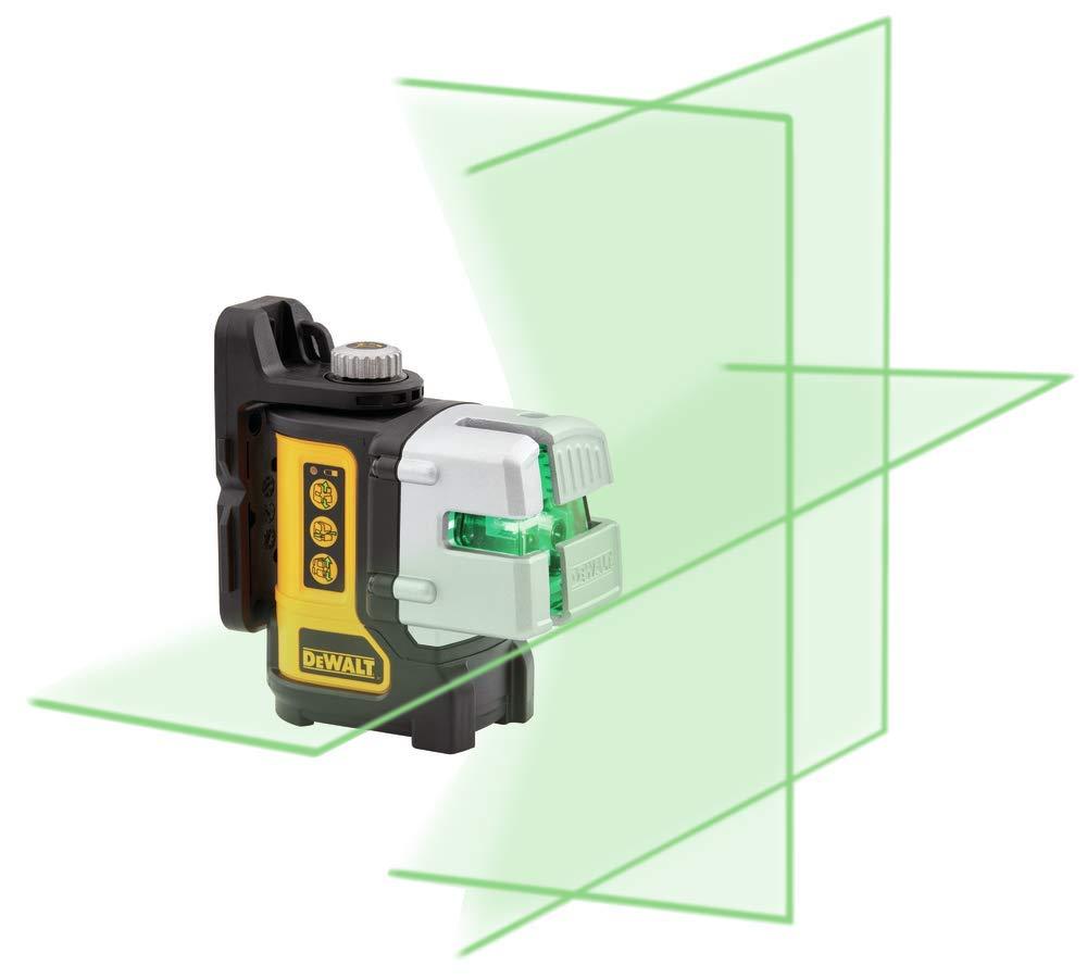 DEWALT Laser Level, Multi-Line Green (DW089CG)