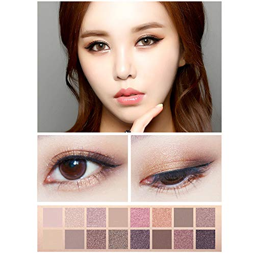 The Best Eye Shadow Tray Long-lasting Plate Powder Casual Makeup Colors Eyeshadow 1 Shadow Catwalk Stage Portable Eye Novel Fashion Excellent In Cushion Effect Eye Shadow Beauty Essentials