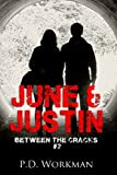 img - for June & Justin (Between the Cracks) (Volume 2) book / textbook / text book