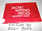 img - for Secret writing tricks book / textbook / text book