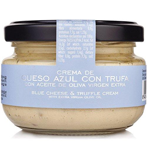 LA CHINATA -Crema de Queso Azul con Trufa 120 gr: Amazon.es: Alimentación y bebidas