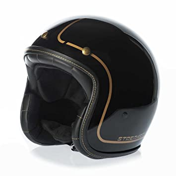 Casco Streaker Black (XXL)
