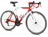 Tour de Cure Men's 700 C Road Bike, Red, 20.25