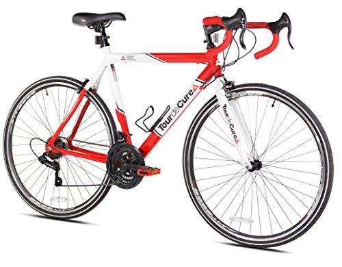 700c Mens Road Bicycle (Tour de Cure Men's Road Bike, 700c)