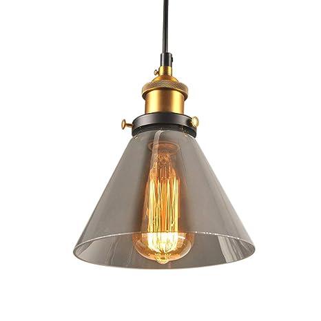 Lámparas de araña Lámpara Vintage Lámpara Industrial Lámpara ...