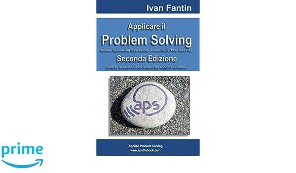 applicare il problem solving ivan fantin