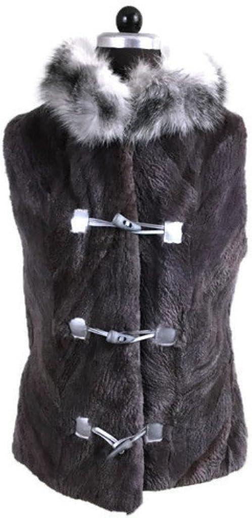 Luxury giftRed Fox Fur Collar  Women/'swedding or anniversary present