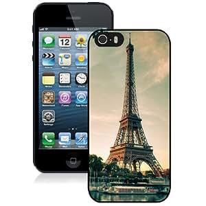 Customized Phone Case Paris Eiffel Tower Retro iPhone 5s Wallpaper