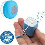 Drumstone Smallest Bluetooth Speaker Smart Box Portable Remote Shutter Hand Free Speaker With Mini Waterproof Bluetooth Shower Speaker Compatible with Xiaomi, Lenovo, Apple, Samsung, Sony, Oppo, Gionee, Vivo Smartphones (One Year Warranty)