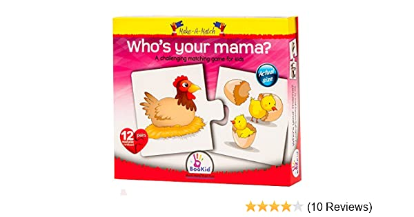 For 5 Years Old BooKid Toys Find and Match Toddlers Puzzle Games Whats the Right Order