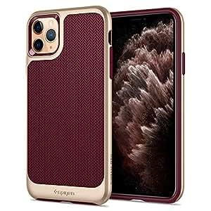 Spigen Neo Hybrid Designed for iPhone 11 Pro Max Case Cover (2019) - Burgundy