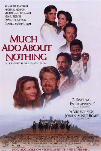 (Movie Posters Much ADO About Nothing - 11 x 17 )