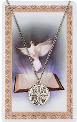 RCIA MEDAL & PRAYER CARD 24