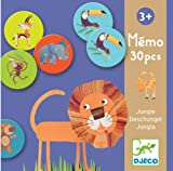 Djeco / Memo Jungle Memory Game, Baby & Kids Zone