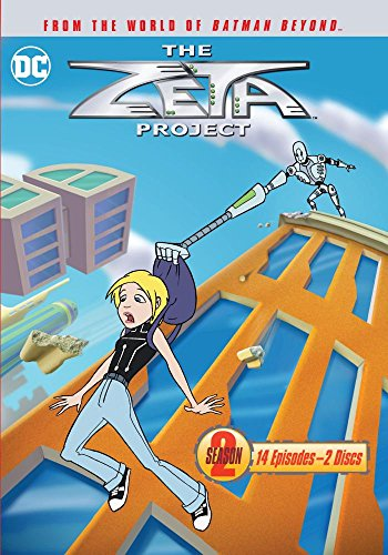 The Zeta Project: The Complete Second Season (Best Ongoing Comic Series)