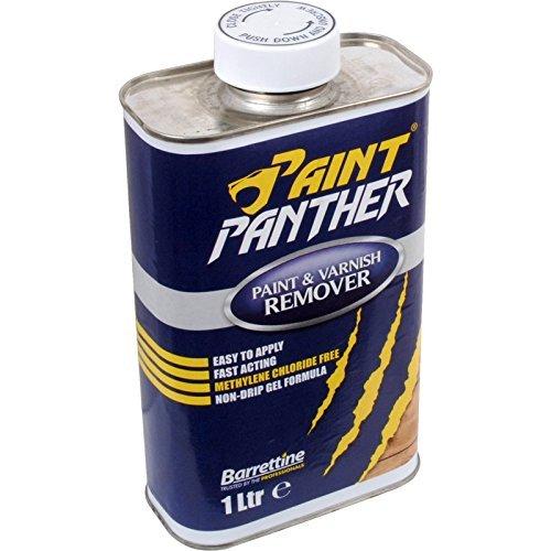 Paint Panther - Paint & Varnish Remover 1L